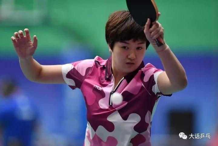 而且还是两人,袁雪娇与常晨晨,国乒2名猛将入日本打球.图片