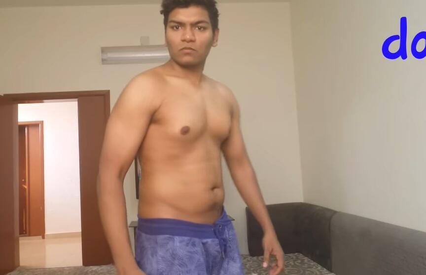胖小伙每天坚持5分钟平板支撑,30天后却瘦掉2公斤体重!
