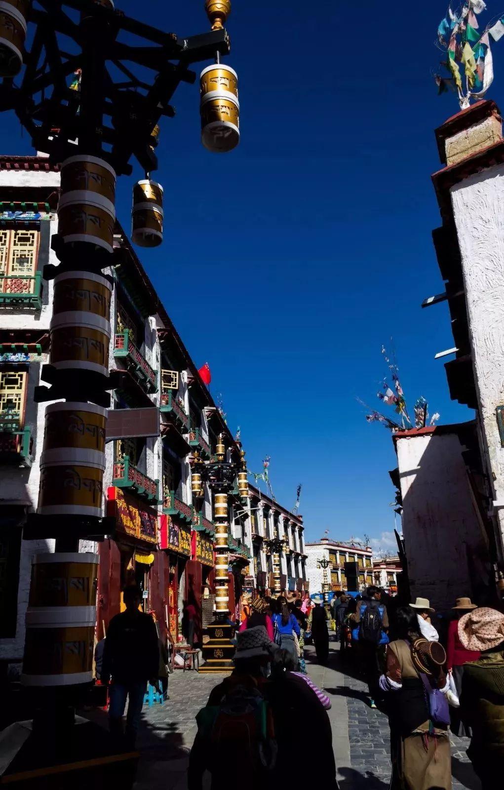 西藏十大热门网红地,2018年末你准备去哪里打卡呢?