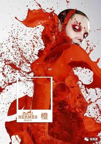 [热文]爱马仕橙、阿玛尼灰…4大顶尖奢侈品牌代表色,分分钟让家变身秀场!