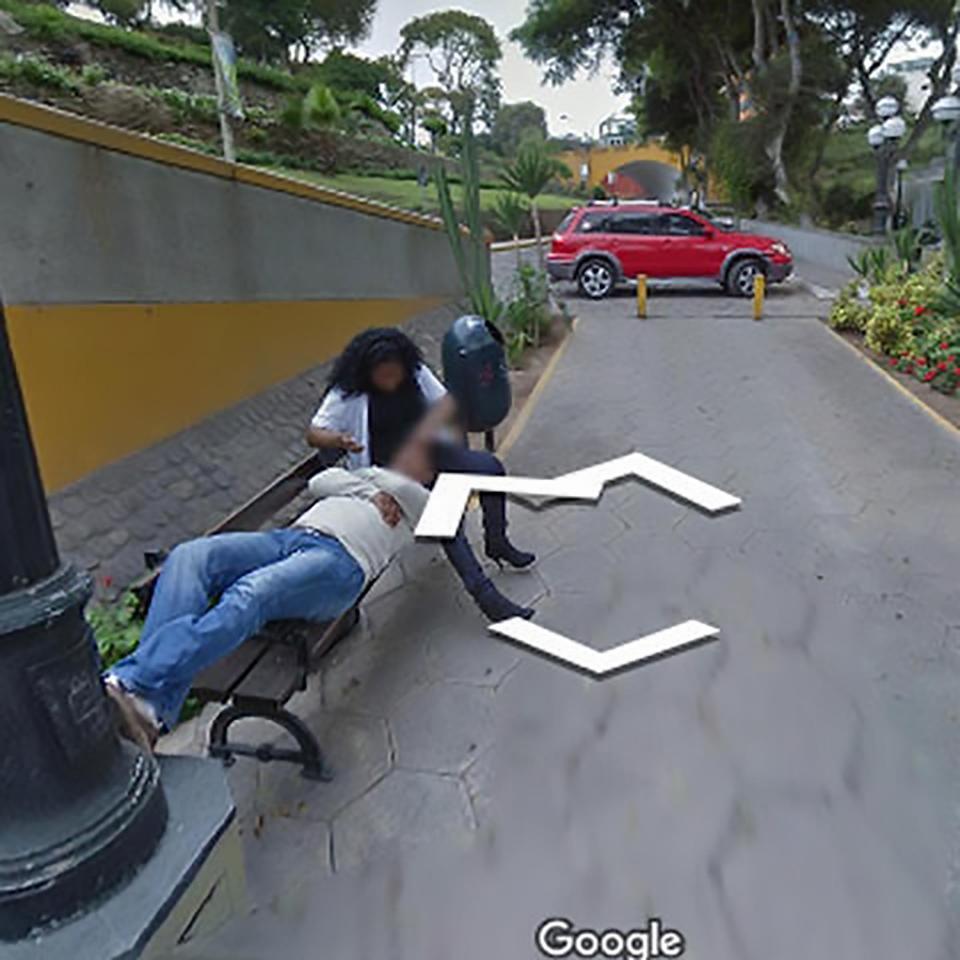 男子在谷歌地图无意发现妻子偷腥的照片,于是愤怒离婚