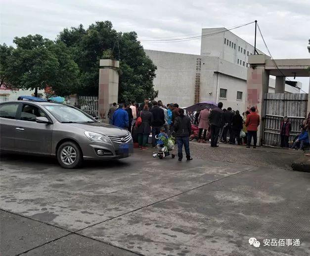 今日突发,安岳工业园一厂内男子跳楼身亡