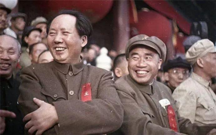 新中国成立——开国大典