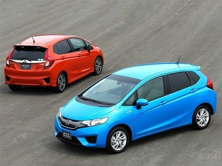 价格相当 国产紧凑型车卖不过全车两喇叭、轴距25米的飞度?