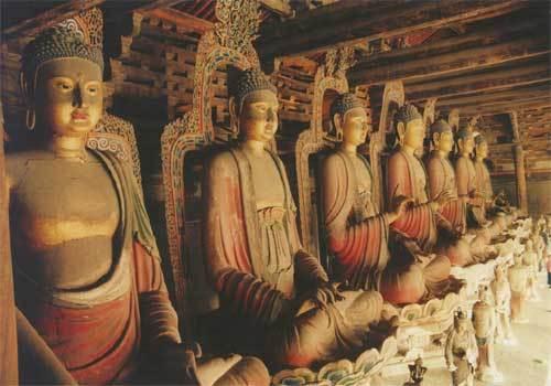 中国最大的大雄宝殿,竟是太后故居修建,小县城的千年瑰宝