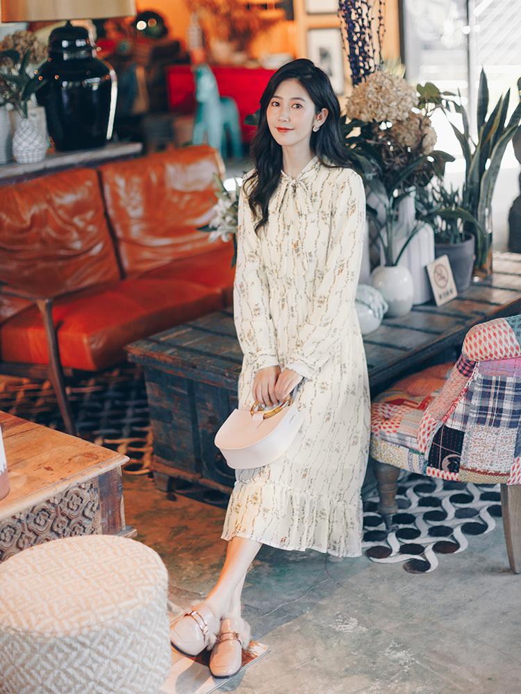 秋冬天针织开衫怎么搭?这3种一款比一款美,优雅又时髦