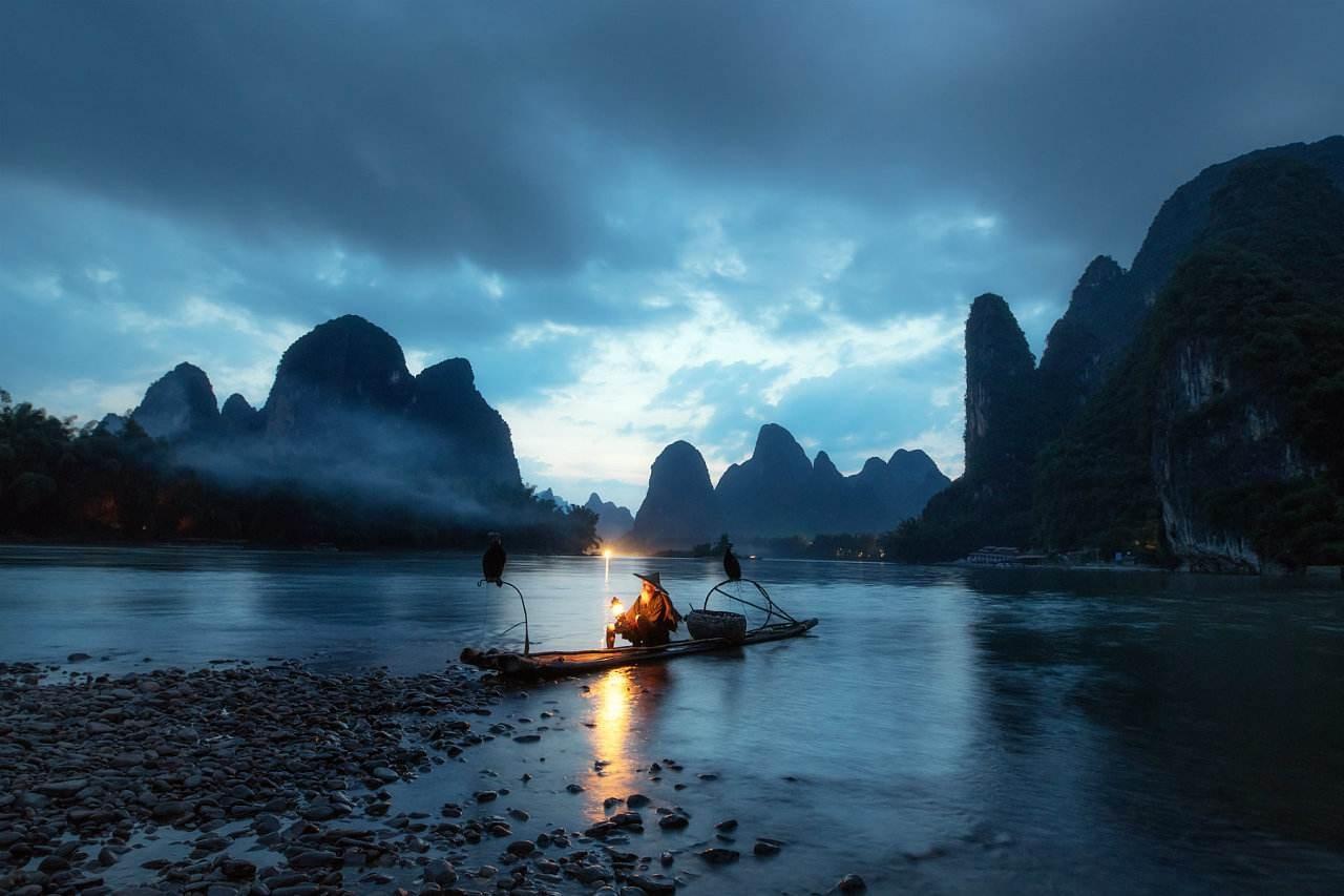 世界性的著名景点—桂林山水