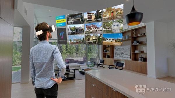 """VR看房"",噱头还是新爆点?"