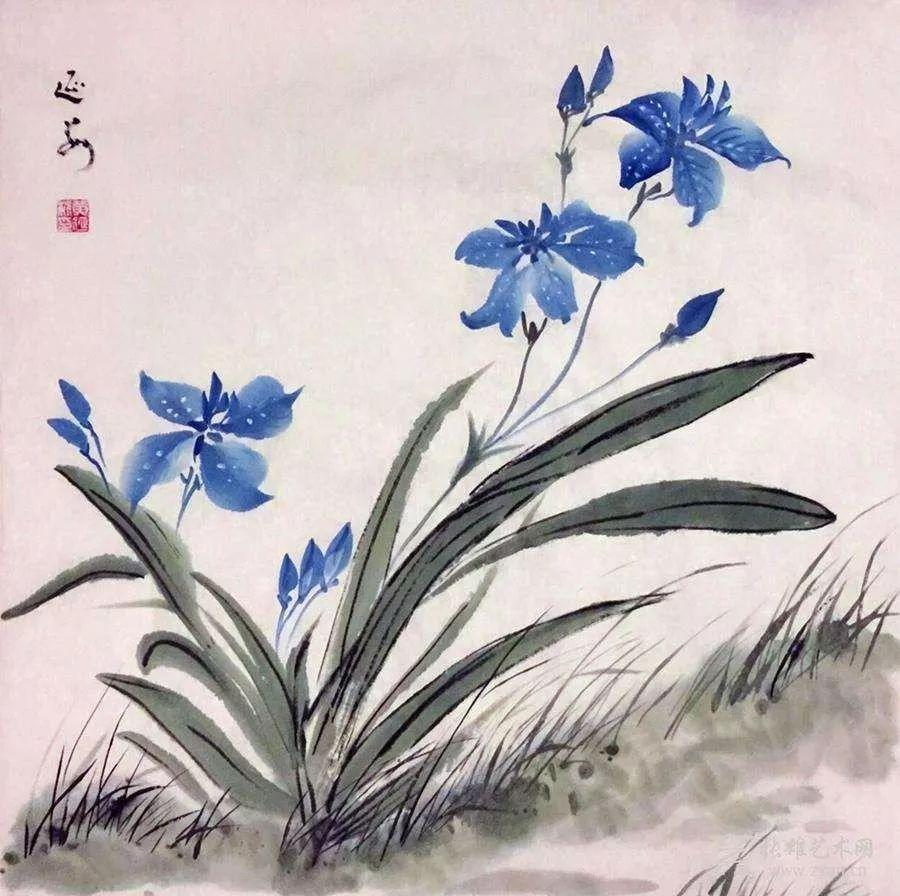 山东省高端会计人才(企业类)四期班举行廉洁书法绘画兴趣活动图片