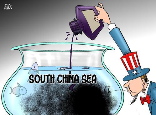 刚刚,杜特尔特两个重大决定直接打脸美国:再不要来南海搅局了!
