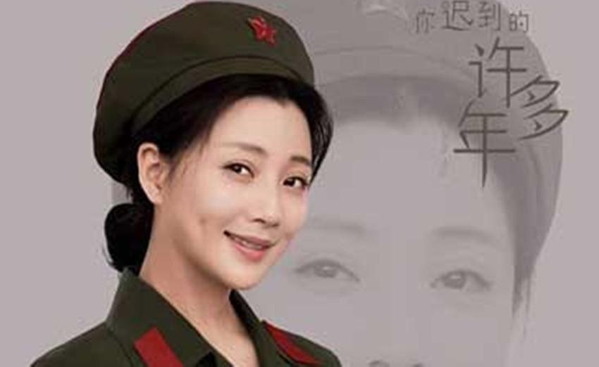 《你追逃的许多年》这部剧:黄晓明,秦海璐,殷桃的演技出境迟到电视剧图片