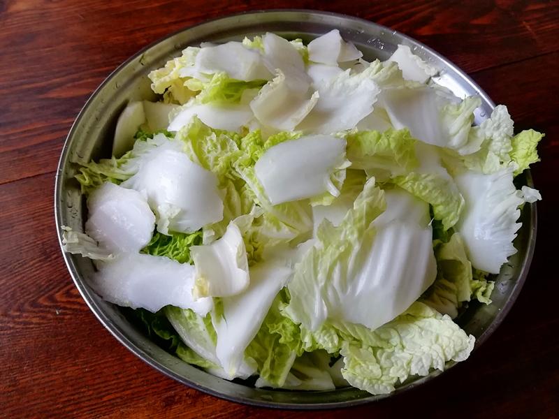 手把手教你韩式泡菜―腌辣白菜最简单的做法两天就可以吃了