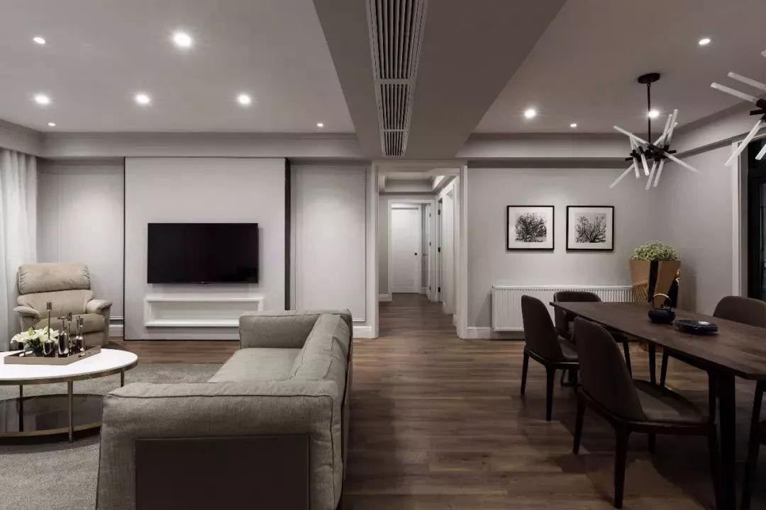 简单大方或高档,你喜欢什么样的电视墙?