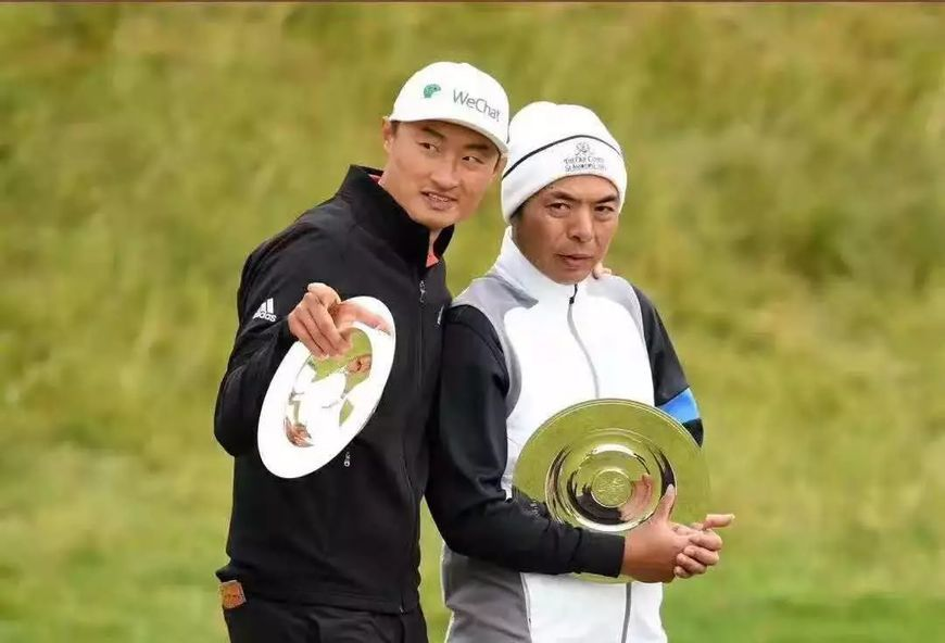 微信之父张小龙高尔夫夺冠,为什么有些人做啥都成?有4点原因