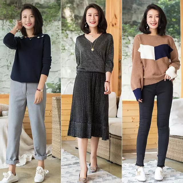 40岁女人穿搭怎么才温婉大方?这样穿兼具简约舒适与气质优雅!