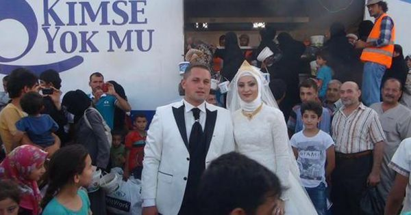 各國風俗大不同 土耳其婚禮不設宴