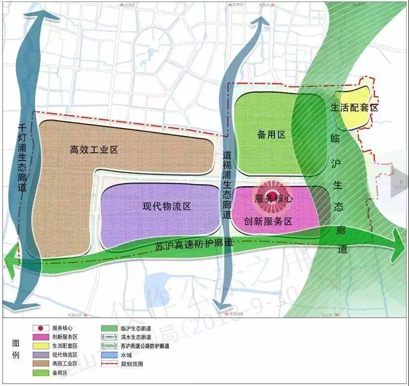 常熟市琴湖片区规划图