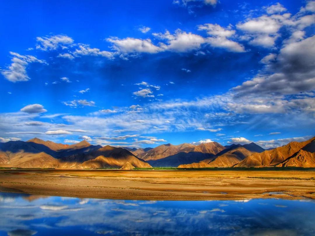 再过20天去西藏,门票全免!风景还美哭!