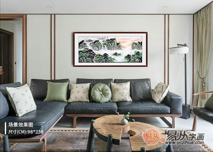 简约家居装饰画,打造文艺范儿的居住空间