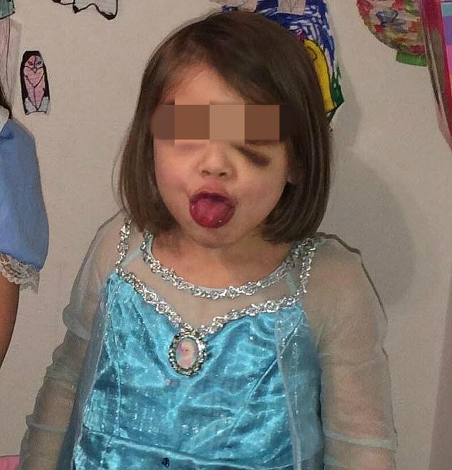 美国4岁小女孩被母亲男朋友殴打致死,凶手将被判终身监禁