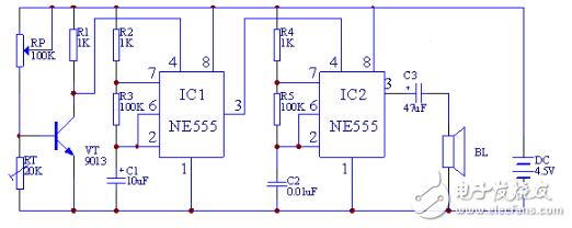 电路 电路图 电子 原理图 522_208