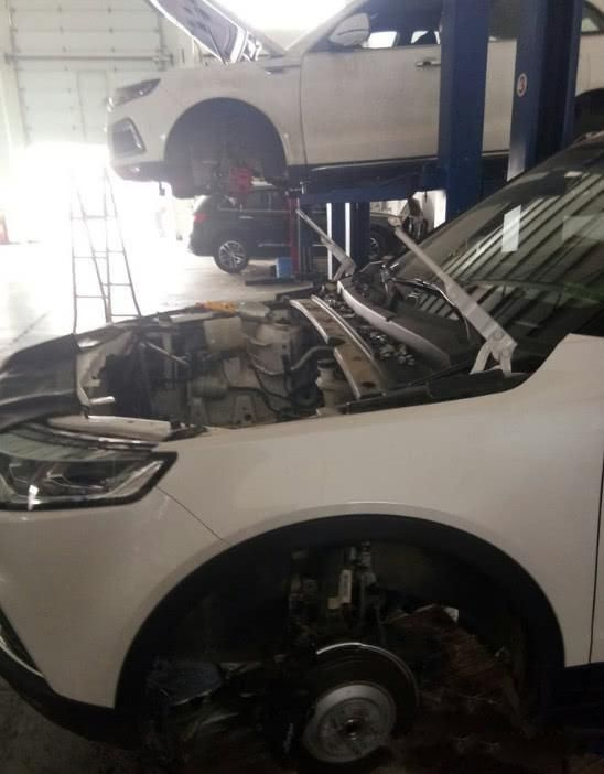 众泰汽车的质量怎么样?车主:把发动机拆了看看就可以知道了