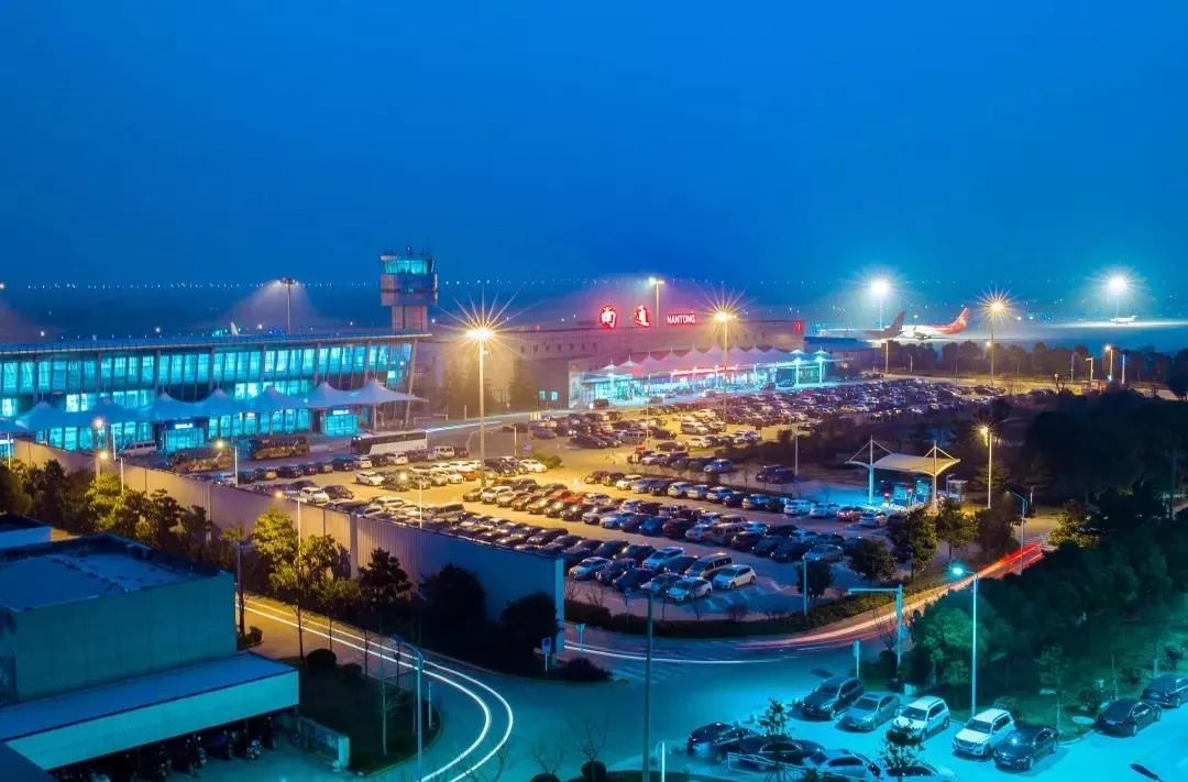 未来南通江海两座港口将会有专用货运铁路连接,建成公铁水一体运输