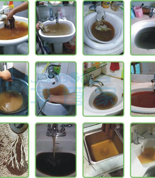 常年不护理保养的水管对家庭饮用水危害 看完就知道为什么了