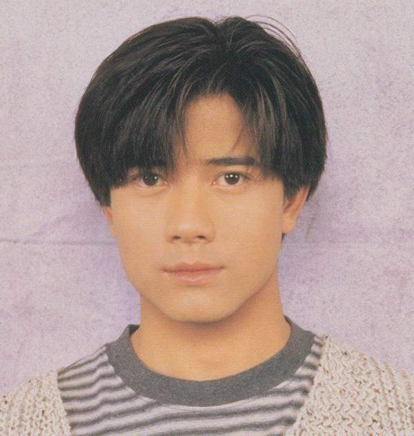 年轻时的郭富城发型与帅气,是我们追寻的回忆图片
