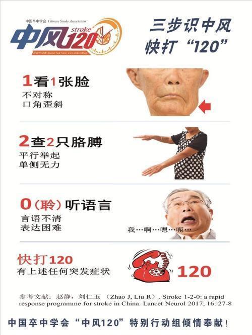 56岁男子每天2两酒,没有三高,头晕24小时后发现脑梗塞