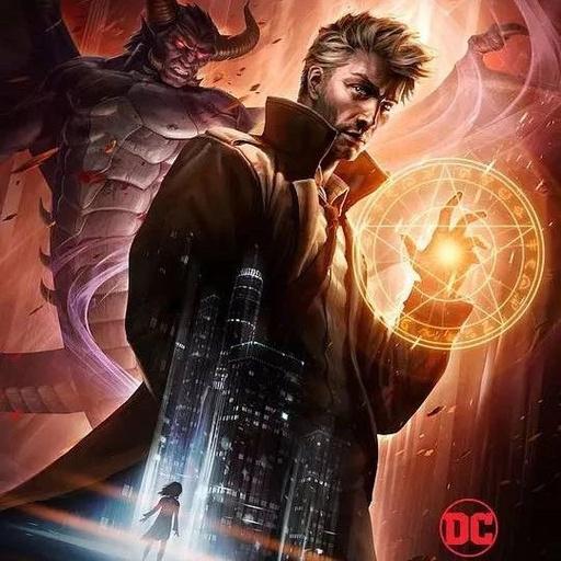 康斯坦丁:恶魔之城+电影版