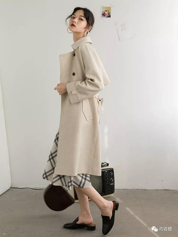 秋冬季节怎么穿?这3种外套要多穿,搭配毛衣、裙子都很时髦!