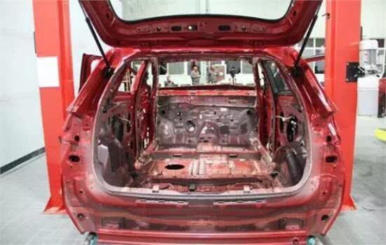 哈弗H6被全部拆开内部一览无遗这就是国产神车的做工?