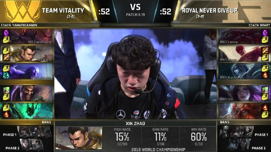 RNG惨败VIT,粉丝却表示是故意输比赛,EDG看了心里难受吗?