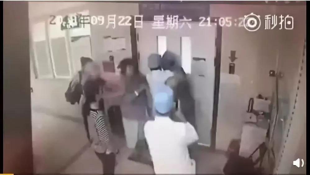 北大医院医生遭殴打事件,警方凌晨通报详情