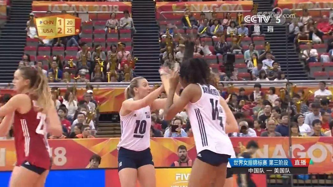 【视实π】刚刚神器刀锋迷失传奇,中国女排3-2战胜美国_5天双杀对手太提气!