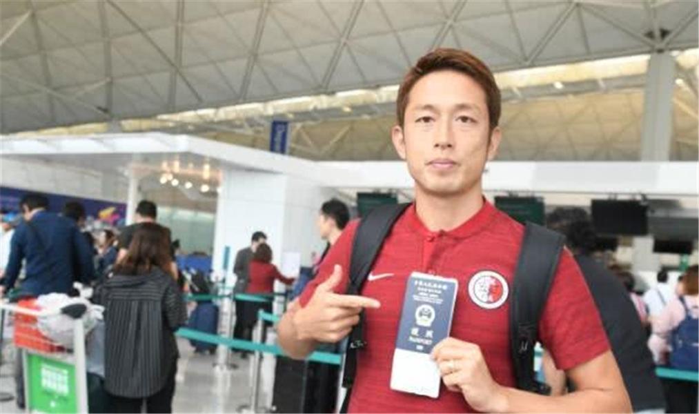 日本球员被归化 加入中国国籍 网友:征战世预赛会唱中国国歌吗▄▓?