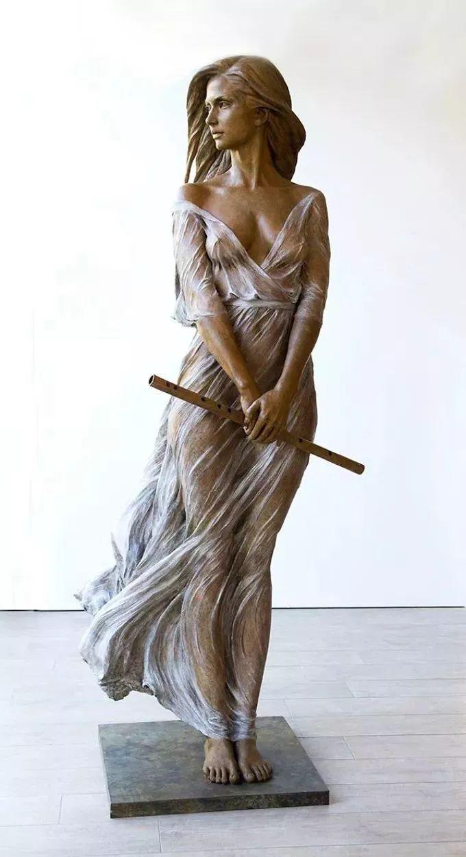 欧美人体艺术写着_央美才女的人体艺术,美到观者惊叹!