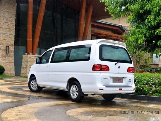 东风风行两款电动汽车上市 风行S50EV和菱智M5EV_广东快乐十分走