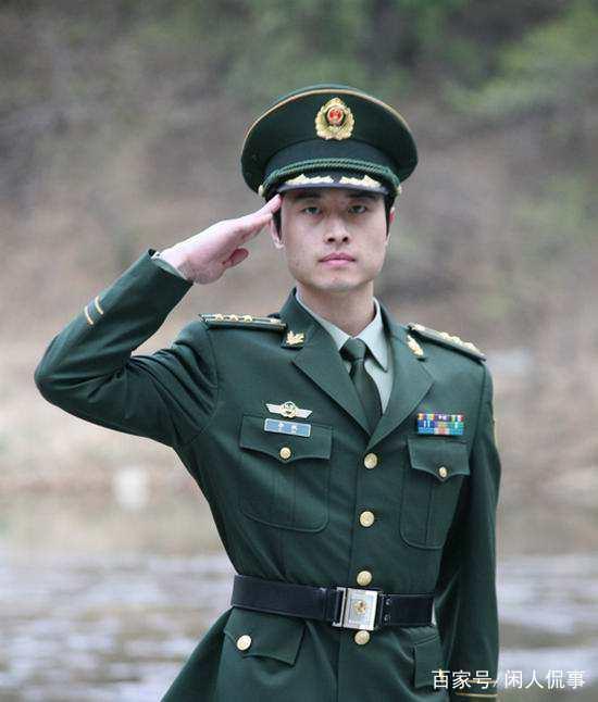 这一套武警07式警服有你的记忆吗