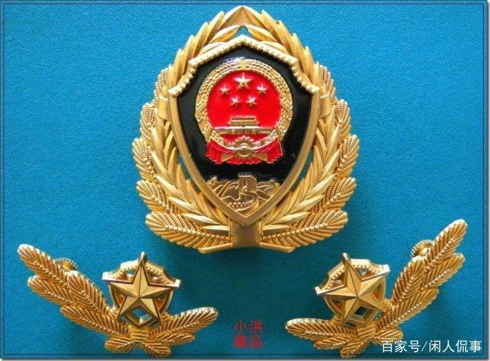 中国武警机动师_这一套武警07式警服有你的记忆吗?_礼服