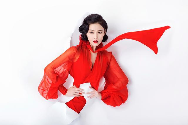 张馨予:中国女演员,歌手,模特儿
