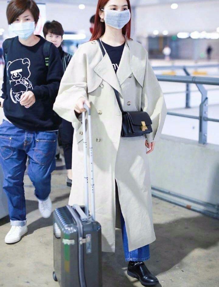 杨丞琳才是真冻龄女神,一点都不像34岁人!网友:你是逆生长吧