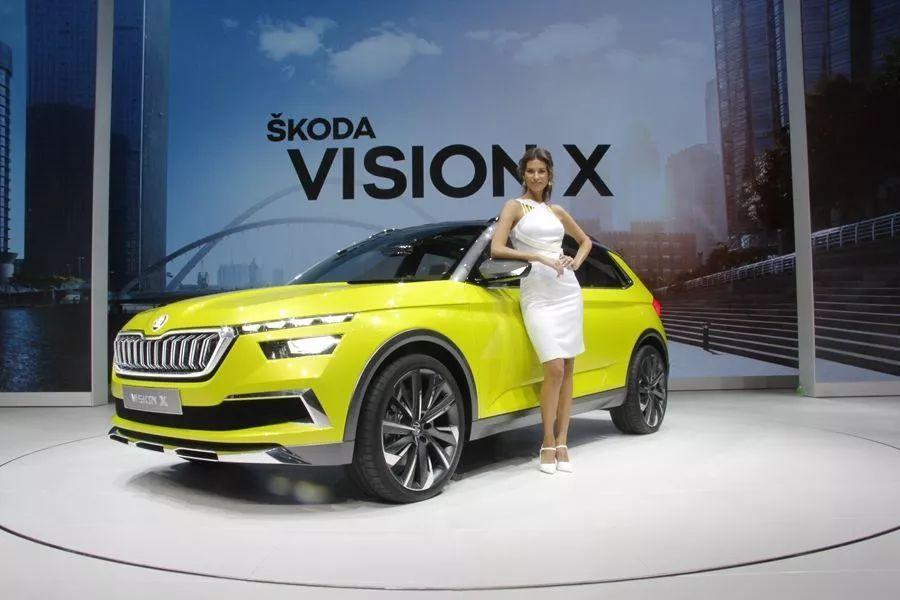 搭多种动力 斯柯达将推全新小型SUV车型