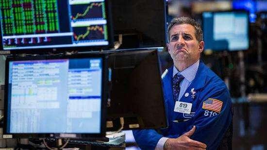 美股抛售潮卷土重来?三大股指期货扩大跌幅