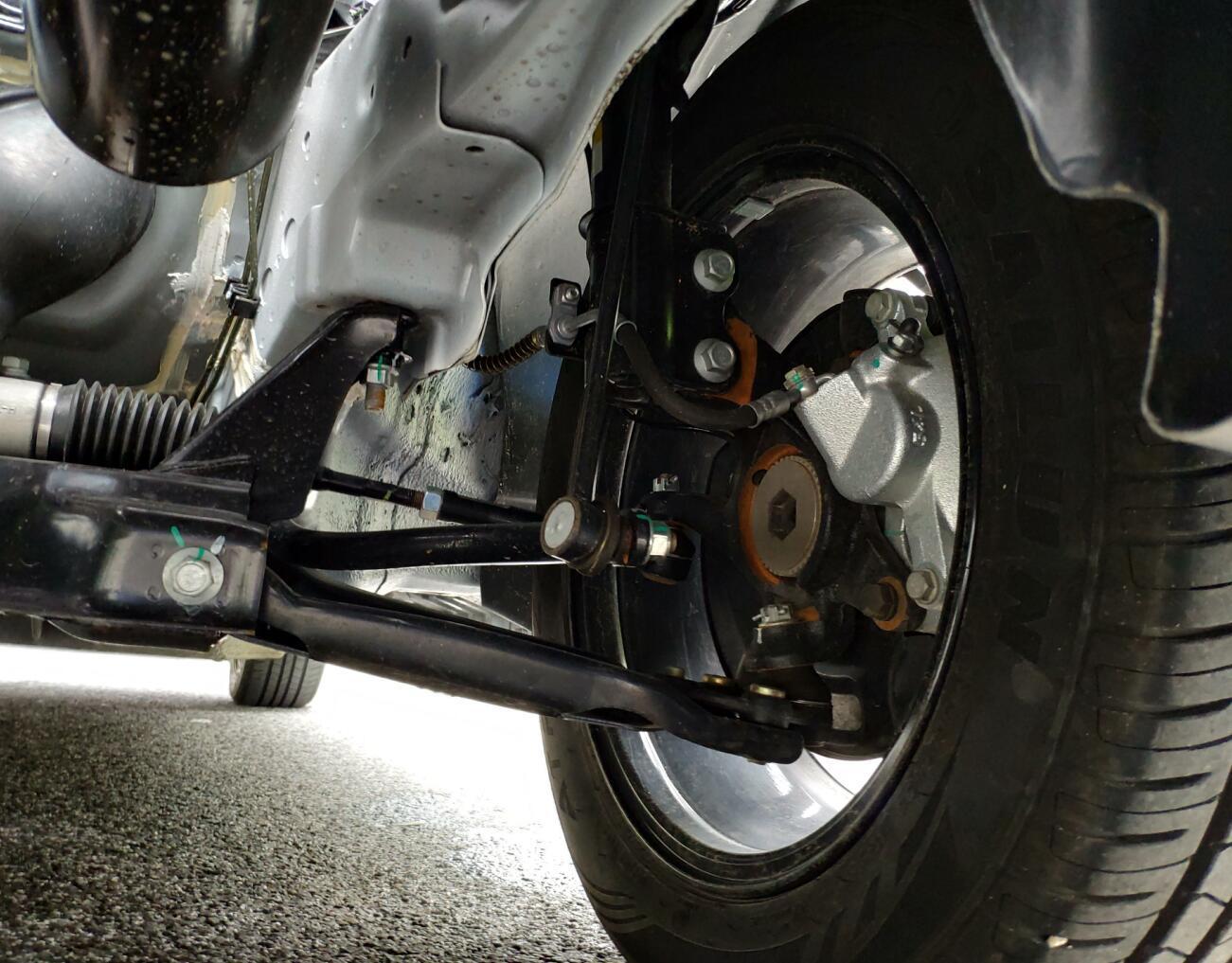 电动车减震器的维修方法,简单实用!