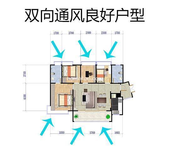 """""""黄金户型""""都具备4个特点,我家占3个,快看看你家房子占几个?"""