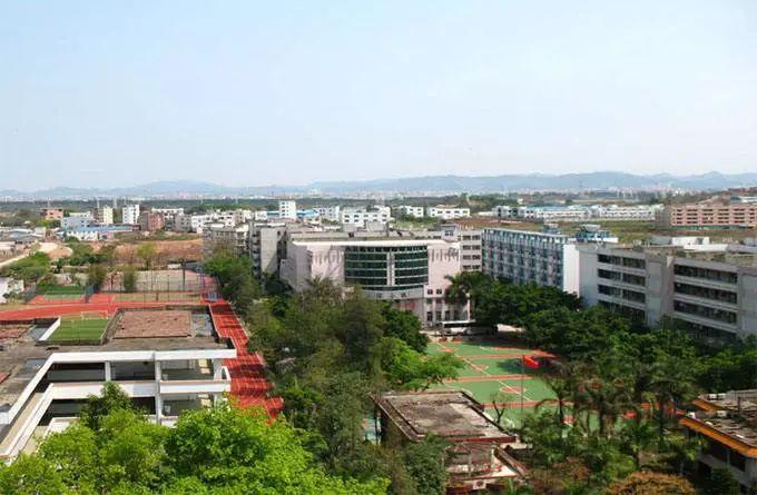 广东建设职业技术学院,建筑专业最全的院校