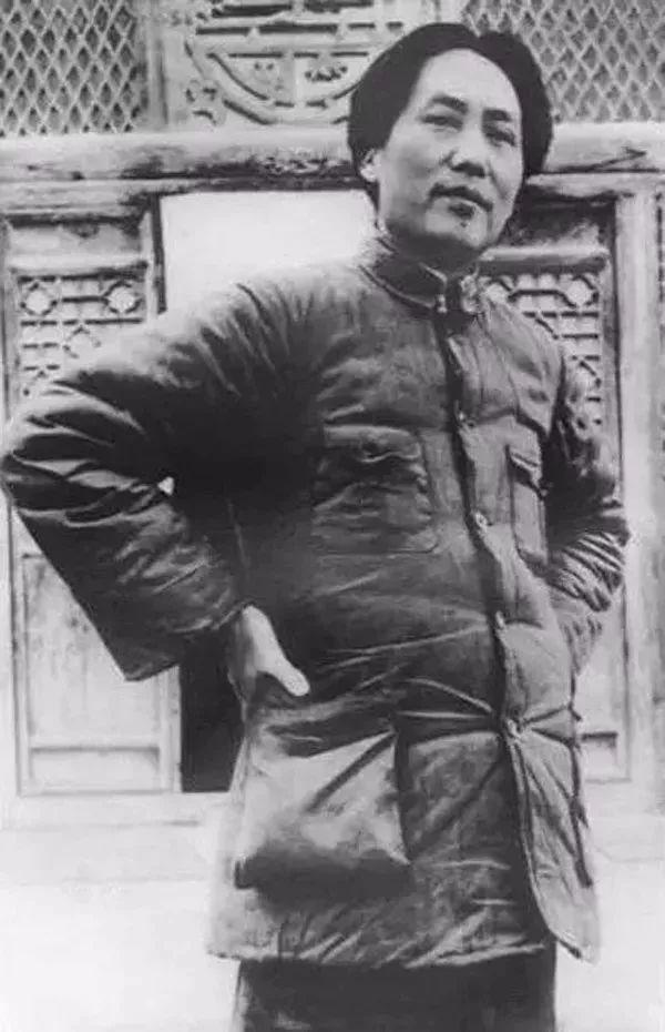 毛泽东照片,这些你极难见到!