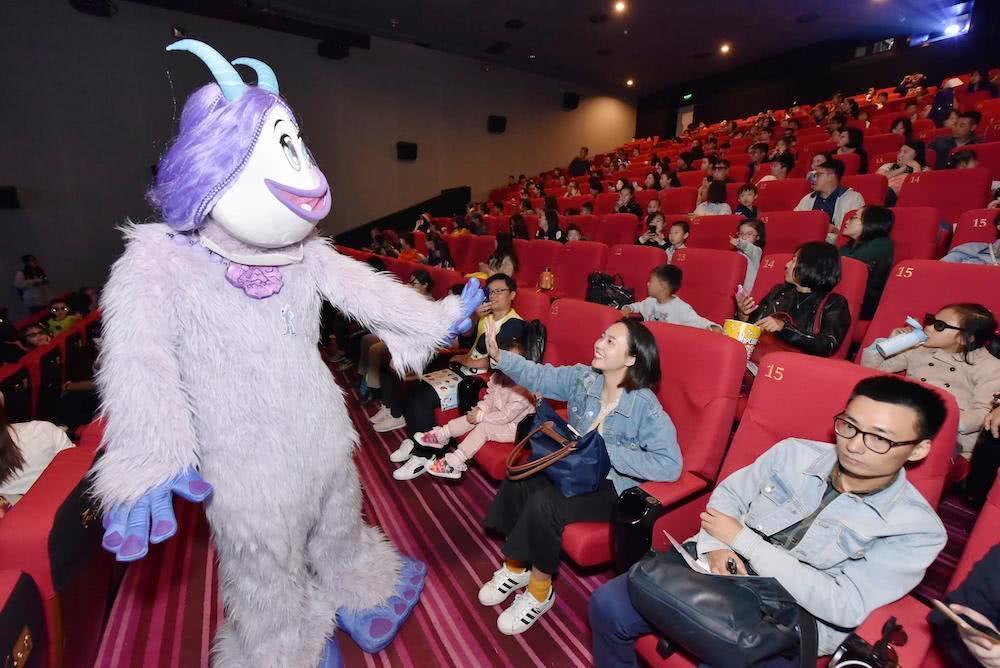 《雪怪大冒险》国内点映口碑爆棚 观众:没想到动画电影能这么搞笑!